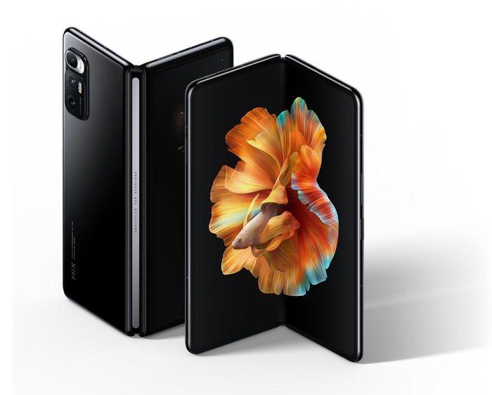 Xiaomi ra mắt smartphone gập đầu tiên mang tên Mi MIX Fold, giá từ 35 triệu đồng