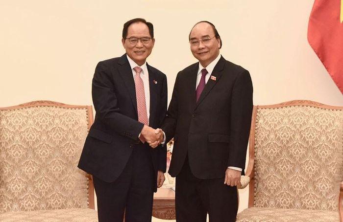 Tạo điều kiện cho các tập đoàn của Hàn Quốc đầu tư vào Việt Nam