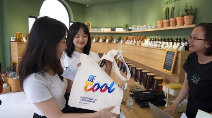 Nâng cao nhận thức về in ấn bền vững thông qua chiến dịch 'Be Cool With Epson'