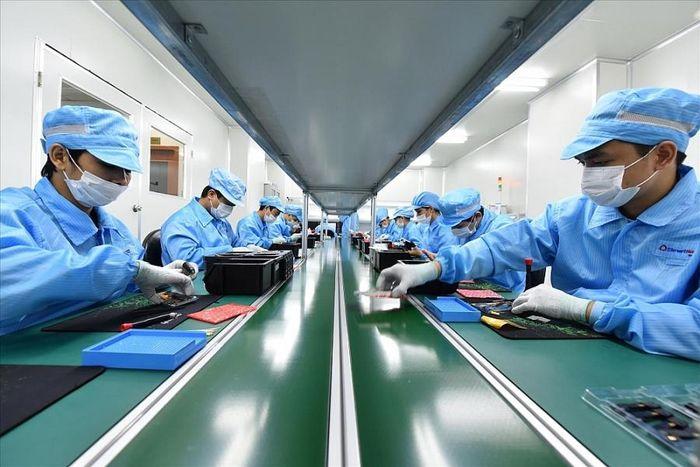 Lối mở cho công nghiệp điện tử