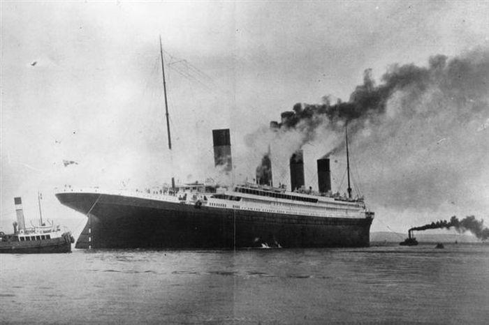 Bức thư đầy kinh hãi của hành khách sống sót tả khoảnh khắc chìm tàu Titanic