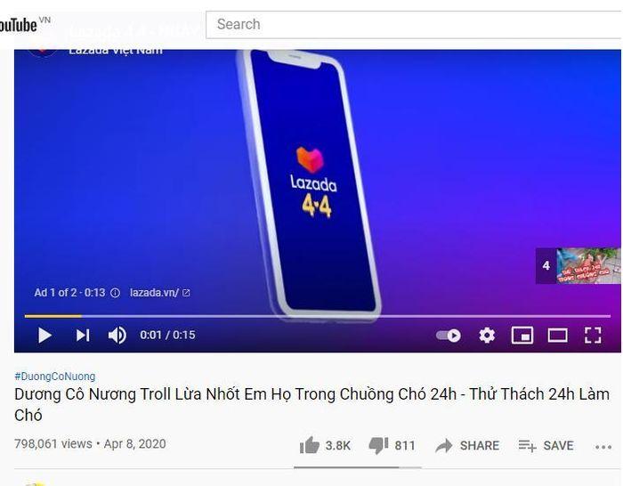 Quảng cáo trên YouTube: Mạnh tay 'trảm' video xấu, độc