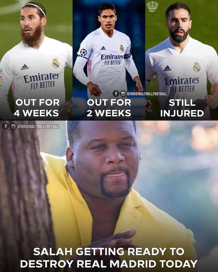 Ảnh chế: Vinicius hóa Ronaldo, Becker hóa Karius, Real Madrid vùi dập Liverpool