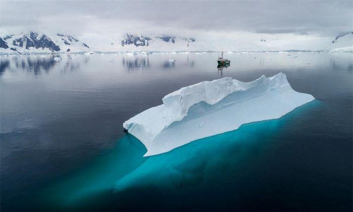 Khám phá những loài sinh vật độc nhất vô nhị dưới đáy Châu Nam Cực