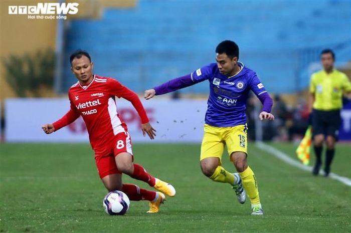 Hà Nội vs Viettel: Thay tướng khó đổi vận - 3