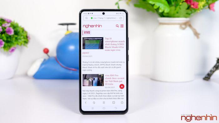 Trên tay vivo iQOO Neo5: Chip Snapdragon 870, giá chỉ 9,9 triệu đồng