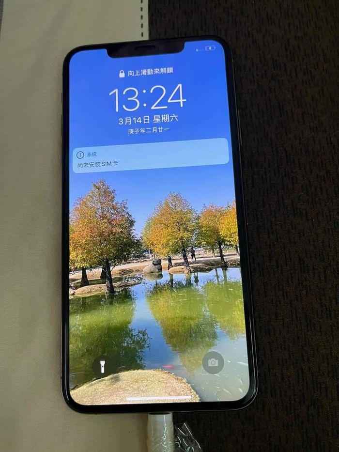 Điện thoại vẫn hoạt động tốt sau hơn 1 năm nằm dưới đáy hồ
