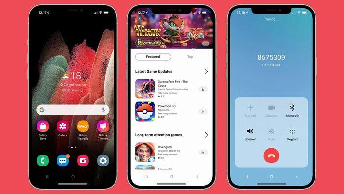 Samsung ra mắt hẳn 'iTest', ứng dụng cho người dùng iPhone thử trải nghiệm Galaxy