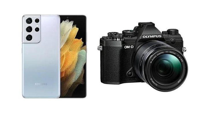 Samsung sẽ hợp tác với Olympus để phát triển camera cho smartphone?