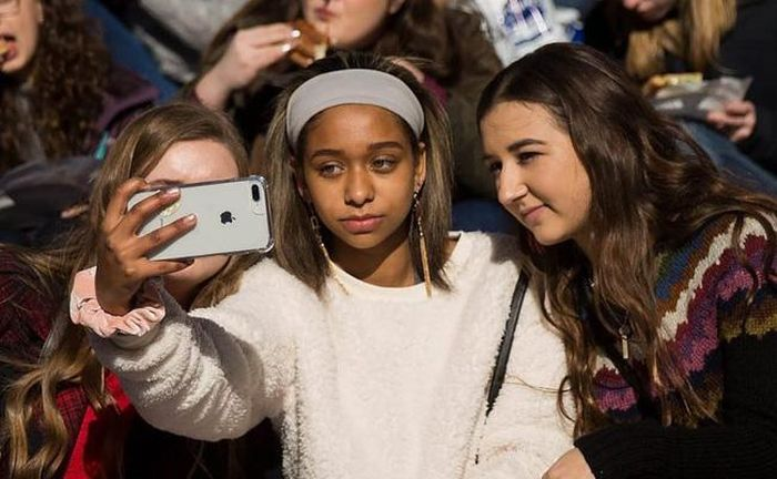 IPhone được giới trẻ Mỹ yêu thích hơn Android