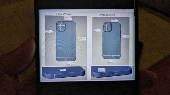 IPhone 13 lộ thiết kế chi tiết, cụm camera sao mà 'xấu lạ'?