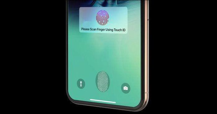 IPhone 13 sẽ đi kèm với cảm biến vân tay trong màn hình?
