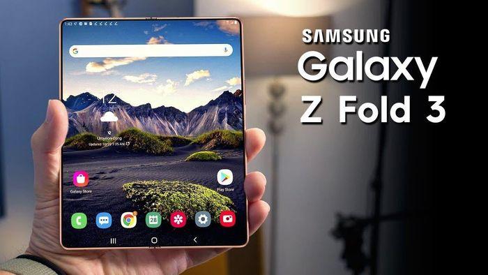Samsung Galaxy Z Fold 3 sử dụng pin nhỏ hơn?