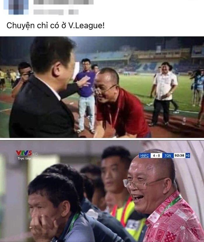 Từ cái cúi đầu trước bầu Hiển đến nụ cười toe toét của Chủ tịch CLB Quảng Ninh