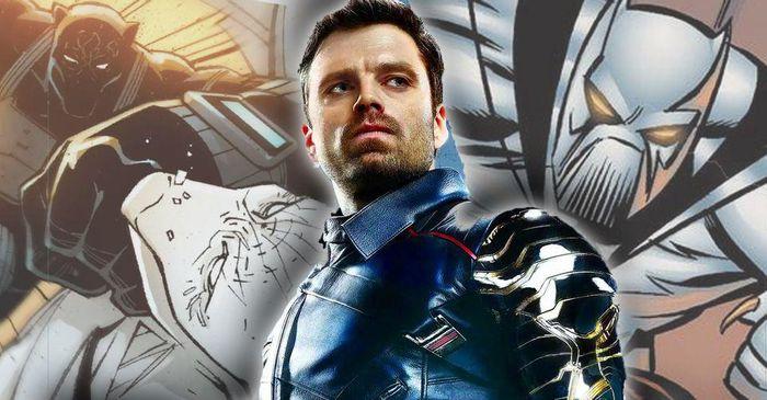 Nguồn gốc, sức mạnh White Wolf, nhân dạng siêu anh hùng mới của Winter Soldier