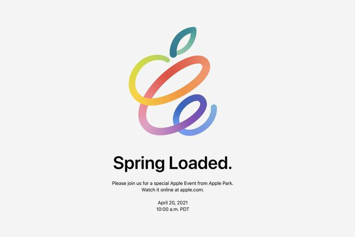 Apple gửi thư mời sự kiện 'Spring Loaded' ngày 20/4, sẽ ra mắt những gì?