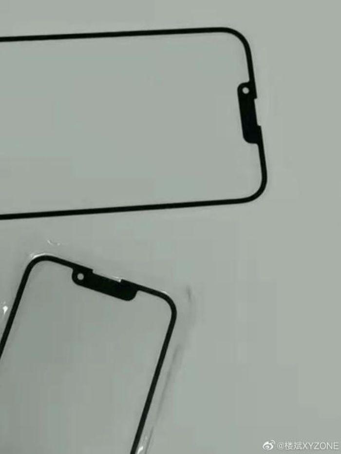 Màn hình có thể là của iPhone 13 lần đầu xuất hiện