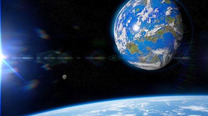 Góc giả tưởng: Chuyện gì sẽ xảy ra nếu Trái Đất bỗng to gấp đôi?