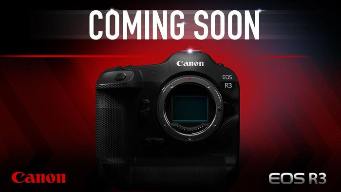 Canon EOS R3 sắp ra mắt?