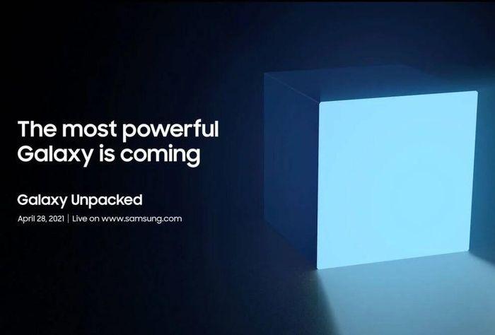 Các thiết bị 'Galaxy mạnh nhất' sẽ ra mắt tại Galaxy Unpacked tới đây