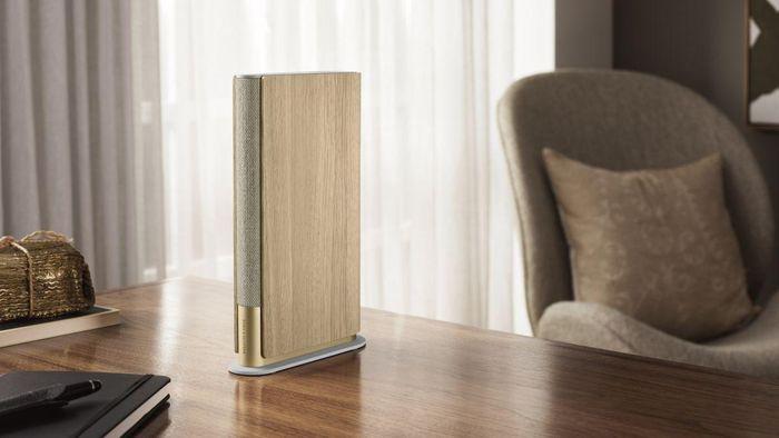Loa B&O Beosound Emerge thiết kế như cuốn sách ra mắt