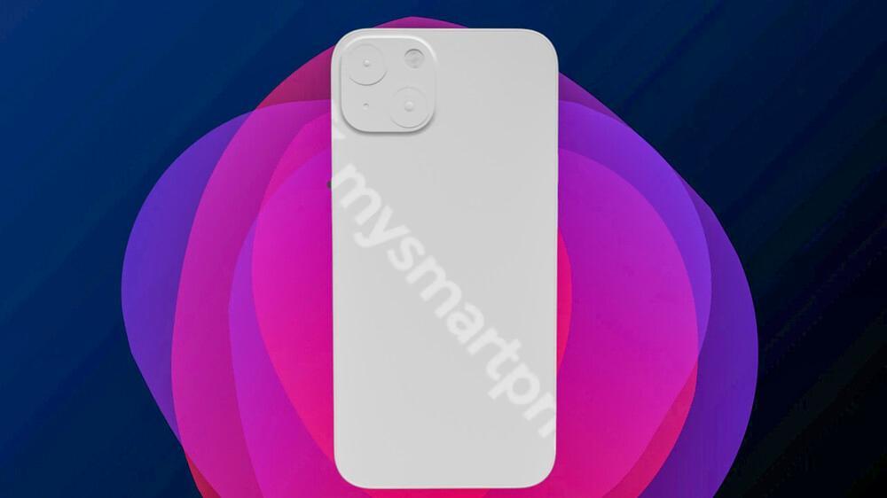 IPhone 13 mini đẹp ngỡ ngàng với thiết kế góc cạnh, camera độc lạ bất ngờ