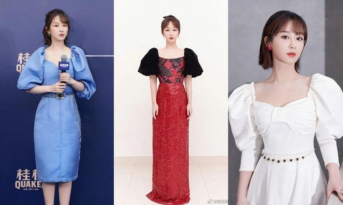 Sau tất cả, Dương Tử cũng đã tìm thấy kiểu váy chân ái, được khen 'lộng lẫy như công chúa'