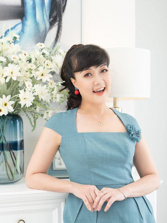 Nghệ sĩ Vân Dung chia sẻ phụ nữ có 3 việc không thể ngừng được