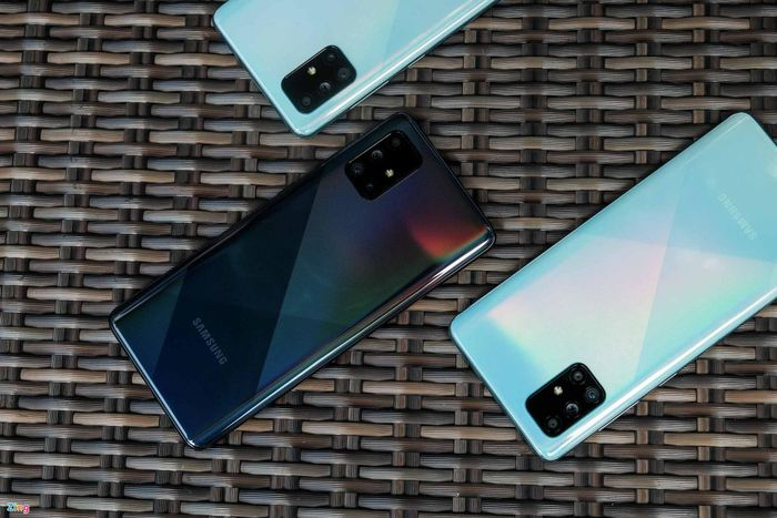Cuộc chiến smartphone dòng A giữa Samsung và Oppo tại Việt Nam