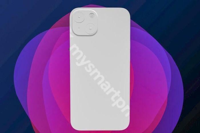 Chiêm ngưỡng ảnh dựng iPhone 13 mini đẹp mê hồn với thiết kế độc lạ
