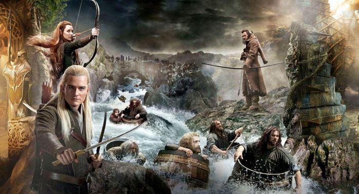 Amazon đầu tư 465 triệu USD cho mùa đầu tiên của 'THE LORD OF THE RINGS'