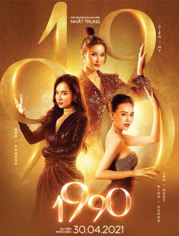 '1990' hoãn chiếu, đạo diễn trách cứ một ngôi sao: Netizen tò mò là Lan Ngọc, Nhã Phương hay Diễm My?