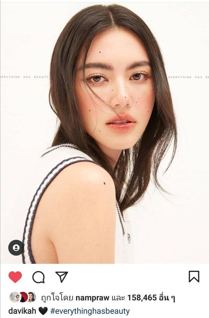 Nữ chính 'Wanthong' biến hóa khác lạ trong bộ ảnh mới: Đáng chú ý nhất là chiếc mái thưa ướt nhẹp