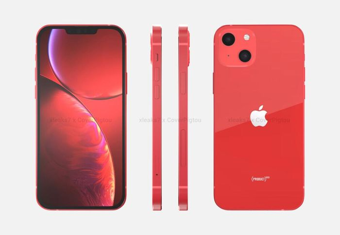 IPhone 13 lộ diện tuyệt đẹp trong video mới, nhìn vào chỉ muốn mua ngay lập tức