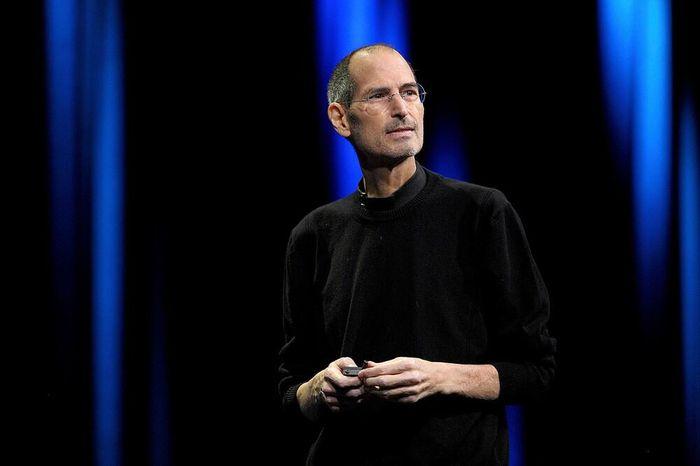 Đây là dịp hiếm hoi Steve Jobs tắt chiếc iPhone của mình