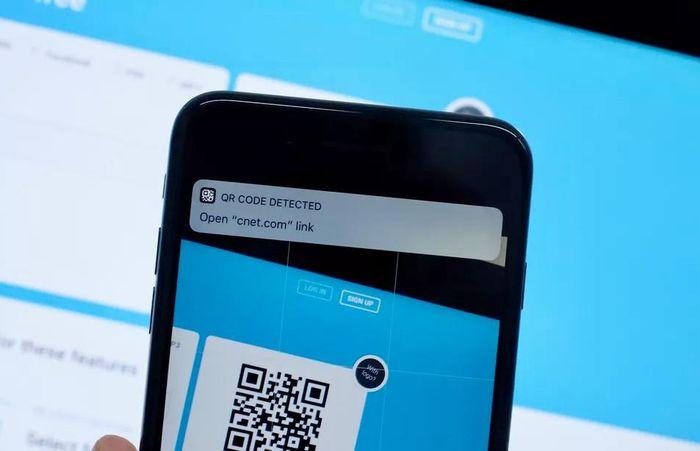 Ứng dụng chuyên quét mã QR 'bị giấu' trên iPhone