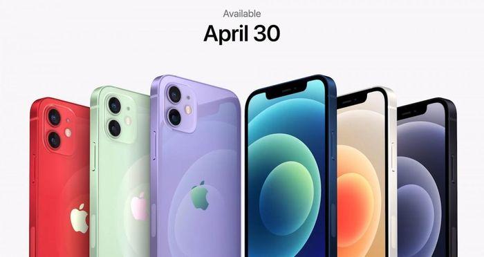 Mọi thứ Apple công bố tại sự kiện mùa xuân 2021