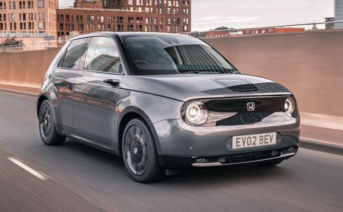 Volkswagen ID.4 giành giải xe của năm 2021