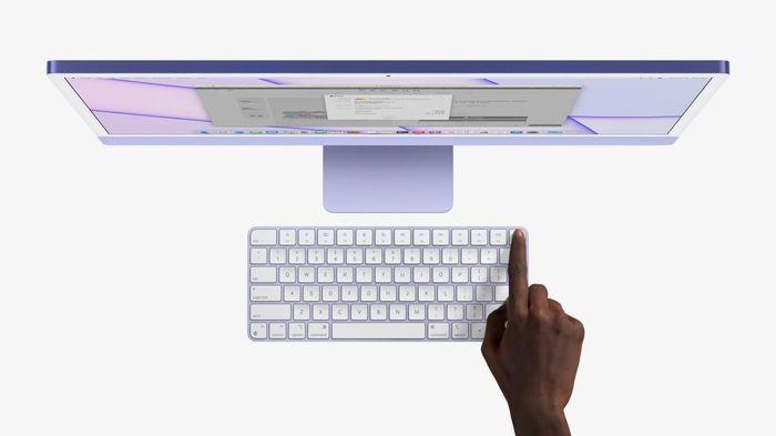 Apple ra mắt Magic Keyboard mới với Touch ID