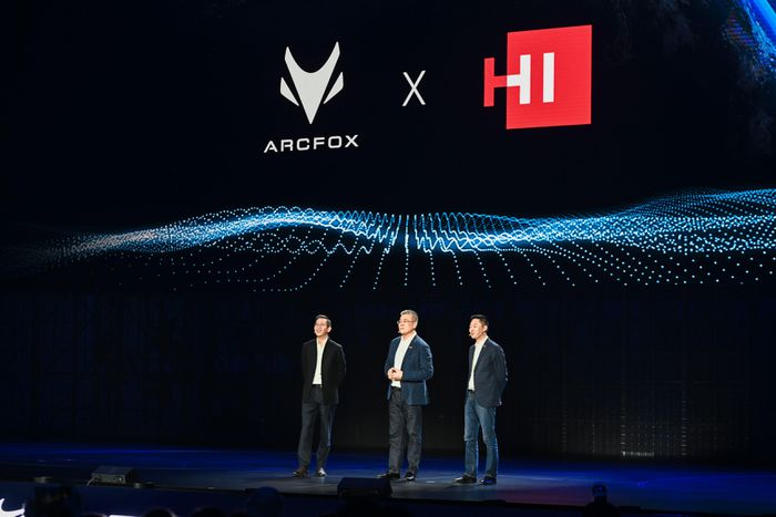 Huawei ra mắt Bộ linh kiện đầy đủ của xe thông minh dành cho các OEM