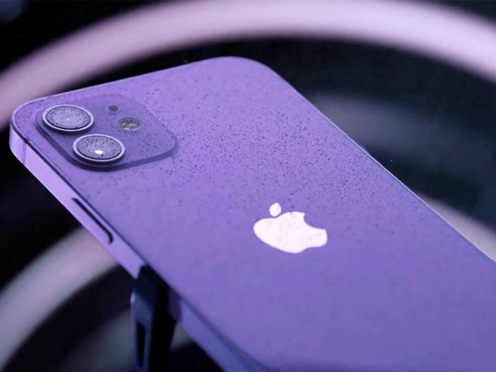 Apple ra mắt iPhone 12 và iPhone 12 mini màu tím cực đẹp mắt