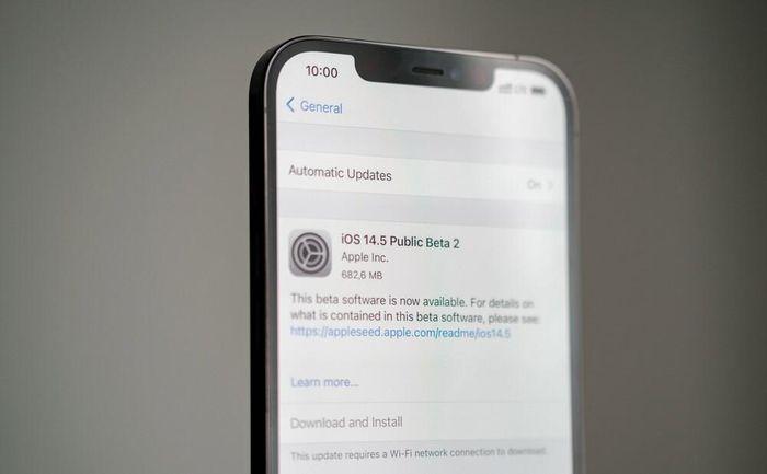 Bản nâng cấp iOS 14.5 nhiều người dùng iPhone chờ đón sẽ có mặt vào tuần sau