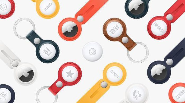 Soi công nghệ cực đỉnh của Airtag Apple khiến người dùng mê mẩn