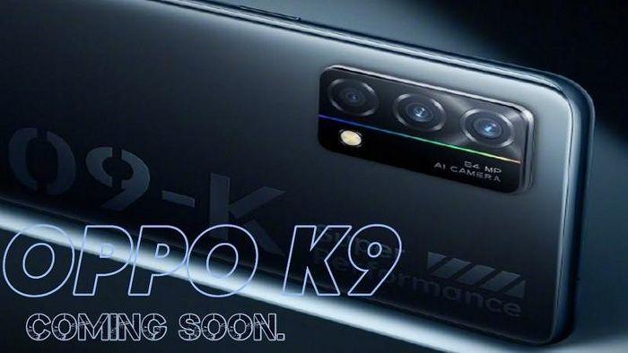 Oppo K9 hé lộ sạc nhanh 65W và camera 64MP