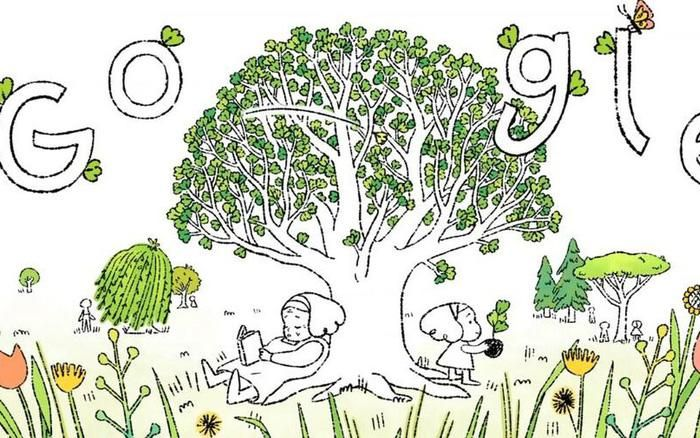 Google Doodle chào mừng Ngày Trái đất bằng video truyền cảm hứng
