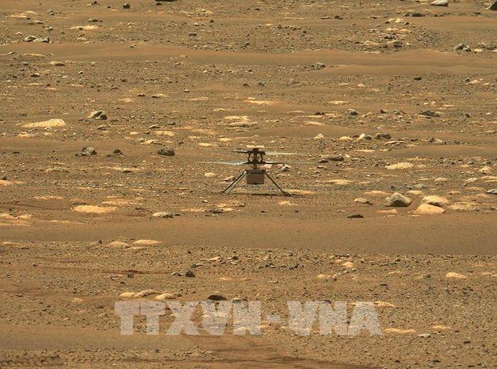 Ingenuity thực hiện thành công chuyến bay thứ hai trên Sao Hỏa