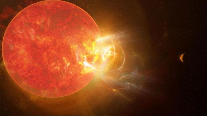 Hành tinh có sự sống gần chúng ta nhất vừa trải qua 'ngày tận thế'?