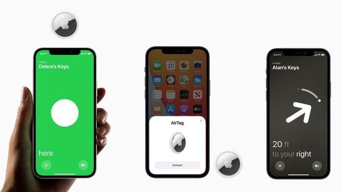 AirTag chứng minh chiến thuật bậc thầy của Apple trong việc làm phụ kiện