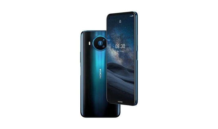 Phát hiện smartphone 5G mới của Nokia với camera penta 108MP và màn hình QHD + 120Hz