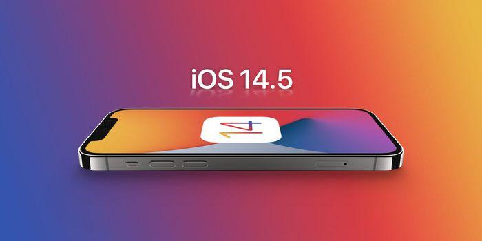IOS 14.5 chính thức ra mắt